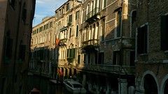 """Streets"" in Venice (#RK) Tags: venice light summer water boat canal sony sunny romantic rk"