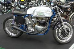 Triton T120 Racer 750cc OHV (Michel 67) Tags: classic vintage motorbike antigua antiguas moto motorcycle ancienne motocicleta motorrad vecchia motocicletta motocyclette clasica vecchie clasicas motociclette motociclete classik automedon motocyklar motocicletti