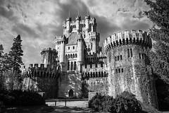 Castillo de Butrón b&n (noldor12) Tags: spain bn bizkaia castillo paísvasco gatika edadmedia castillodebutrón tamron1750f28vc canoneos600d