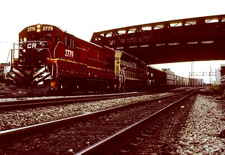 CR ex LV U23B 2779 wb CP31 Rochester NY 0779