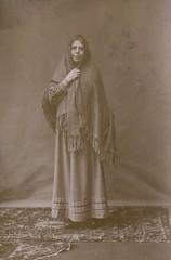 Annie Kenney, c.1906.