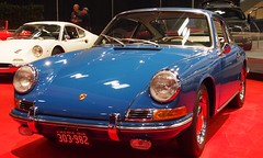 1966 Porsche 911 '302 982' 2 (Jack Snell - Thanks for over 26 Million Views) Tags: auto show ca wallpaper art cars wall vintage paper san francisco display 911 center 1966 international porsche collectible moscone 8th 302 982 excotic jacksnell707 jacksnell accadomy