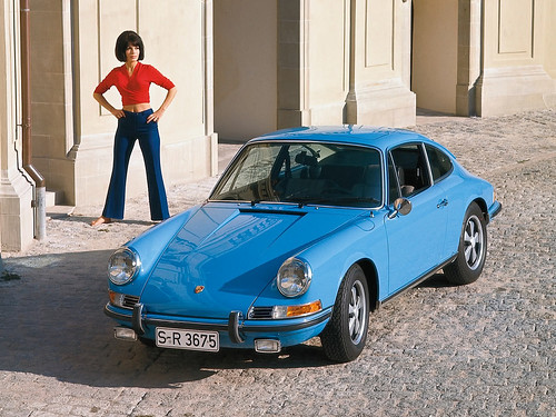 Porsche 911 S 2.2 Coupe (911) 1970 год