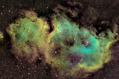 IC 1848 (Sh2-199 or Westerhout 5) - The Soul Nebula (AllAboutRefractors) Tags: astrophotography astronomy refractor nebulae tec180