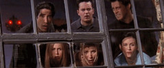 Friends GIF - Find & Share on GIPHY (messiole) Tags: friends david green matt ross rachel joey matthew jennifer lisa phoebe ow cox whoa chandler ge perry schwimmer bing shocked aniston leblanc buffay kudrow courteney tribbiani ifttt giphy