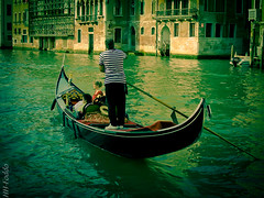 Venedig2 (HH-Foddo) Tags: venedig gondel kanalegrande