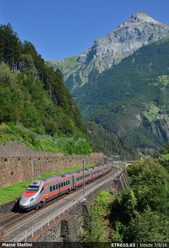 Trenitalia ETR610.03