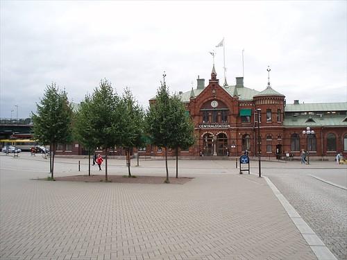 Borås centralstation 2008 (1)