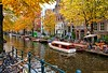 Autumn Afternoon on the Bloemgracht Canal in Amsterdam, The Netherlands (PhotosToArtByMike) Tags: bloemgrachtcanal bloemgracht jordaan amsterdam netherlands autumn picturesque canal flowercanal gabledhouses canalring canalhouse grachtengordel dutch holland