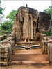 Standing Buddha (Mabacam) Tags: asia southasia srilanka ceylon island aukana buddha standingbuddha sculpture rocksculpture fearlessness