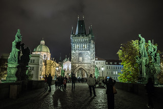 Nightly Prague