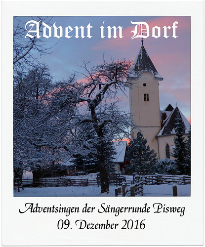 Adventsingen (1)