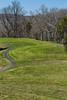 Great Serpent Mound (Lee Rentz) Tags: adamscounty adenaculture arcofappalachiapreservessystem brushcreek brushcreekvalley greatserpentmound ohiohistoricalsociety ohiohistoryconnection serpentmoundstatememorial america astrobleme burialground cultural culture disturbance earthworks effigymound historic history impact meteroite midwest mortuary mound moundbuilders moundbuilder moundbuilding nationalhistoriclandmark northamerica ohio path pathway prehistoric prehistory trail usa vertical walk