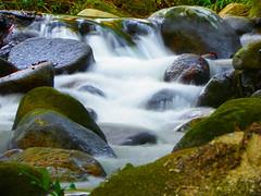 RIO EN MINCA SIERRA NEVADA SANTA MARTA (foto lufo) Tags: rio agua cascada naturaleza piedras aire libre nature verde reciente velocidad colombia composicion