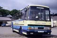 A much nicer pussycat (Rightgoodmotor) Tags: midland blueburd 151 leyland tiger plaxton paramount leicester citybus scottish scotland bus wsu489 a22gbc