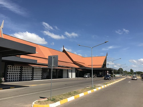 シェムリアップ国際空港 / Siem Reap International Airport