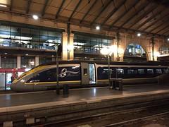 Eurostar (eyair) Tags: paris france ashmashashmash garedunord eurostar train