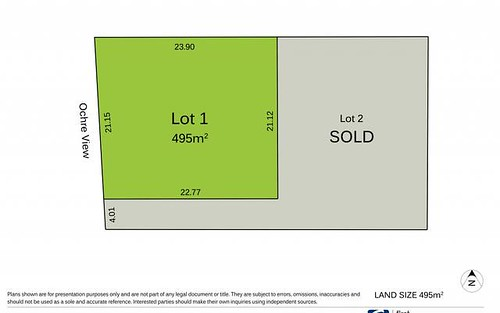 Lot 1, 5 Ochre View, Port Macquarie NSW 2444