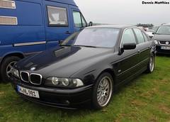 E39 (Schwanzus_Longus) Tags: spotted spotting carspotting 90s beemer bimmer black bmw car e39 german germany hildesheim modern sedan vehicle fahrzeug auto outdoor linien saloon 525i 525