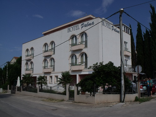 Hotel Palma, Biograd na Moru, Croatia