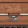 Boxcar Art (orangedot777) Tags: arketype railart moniker markal boxcar freighttraingraffiti freightcar lesserevil