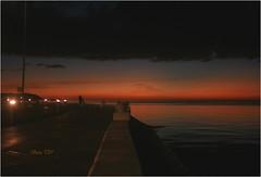 Malecón 1ro de enero 2017 (saratorresmx) Tags: campeche malecón mar nubes méxico