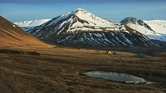where civilization stretches thin (lunaryuna) Tags: iceland northwesticeland westfjords landscape valley mountains mountainrange snowcappedmountains farm homestead isolation solitude light thelightfantastic spring season seasonalchange nature beauty lunaryuna