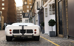 GT40 Prototype. (Alex Penfold) Tags: ford gt40 prototype south kensington london fiskens supercars supercar super car cars autos alex penfold 2016