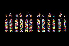 Cologne Cathedral (na_photographs) Tags: cologne cathedral kirche dom köln kölnerdom farben colors colours color colour kirchenfenster fenster window pixel art glass glas