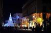 """© Strinopr """"Catania via Etnea"""" (© Strinopr) Tags: catania sicilia natale albero viaetnea festa"""