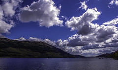 Skyfall (Brian Travelling) Tags: lochlomond sky landscape scotland scenery scenic outdoor beauty beautiful serene