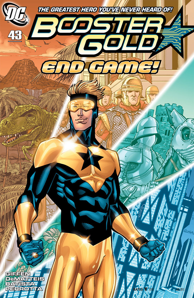 Booster Gold (2007) #43