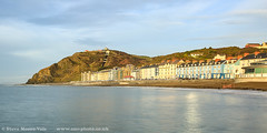 Aberystwyth Town (Steve Moore-Vale) Tags: aberystwyth places unitedkingdom wales town sea long exposure