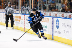 "Missouri Mavericks vs. Wichita Thunder, January 7, 2017, Silverstein Eye Centers Arena, Independence, Missouri.  Photo: John Howe / Howe Creative Photography • <a style=""font-size:0.8em;"" href=""http://www.flickr.com/photos/134016632@N02/32210089716/"" target=""_blank"">View on Flickr</a>"