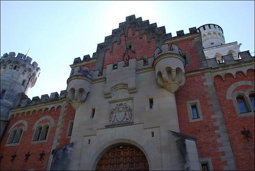 Castillo de Neuschwanstein (Schwangau, 19-7-2016)