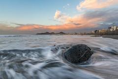 Playa de Las Canteras (Macreando) Tags: macreando lagrimon sonya7ii ilce7m2 sigma1020mmf456