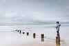 beckoning the ocean (cheungcalove) Tags: elsa 5yrs sanfrancisco fortfunston beach coast ocean california familydocumentary