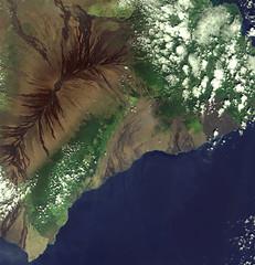 Big Island, Hawaii (europeanspaceagency) Tags: earthfromspace hawaii bigisland sentinel2 sentinel2a copernicus