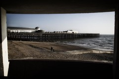 Hastings Pier 2 (timm999flickr) Tags: hastings seafront pier sculpture leighdyer britishartistblacksmithsassociation normanlongboat bottlealley