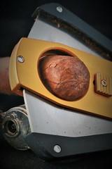 Cigar Contraption (Spebak) Tags: spebak canon canondslr canon70d macromondays macro cigar lighter cutter contraption