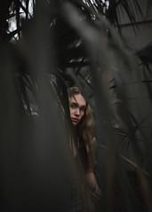 Melissa (Bryce France) Tags: dark light canon sigma 35mm digital 5d 5dmk3 14 lighting beauty beautiful women woman girl eyes color tones