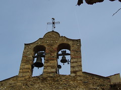 CAMPANAR DE L'ESGLÉSIA DE SANT MATEU NOU (fgenoher) Tags: ruby3