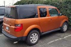 Honda Element (D70) Tags: honda element the is compact crossover based modified crv platform manufactured east liberty ohio offered frontwheel allwheel drive formats united states canada from model years 2003 2011 30365