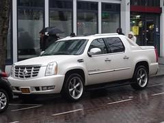 2008 Cadillac Escalade EXT (harry_nl) Tags: netherlands nederland 2017 rotterdam cadillac escalade ext pickup 57vvs3 sidecode7 ecar
