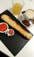 Spanish breakfast (sandra.trujillo) Tags: breakfast desayuno comida food