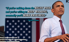 inspirational-quote-walking-progress-barack-obama (http://kquotes.com/) Tags: b usa baby smile face happy person toddler child tn princess tennessee cnn peeking nn facing sute greatsmokymountainsnp shortlovequotesforhershortromanticquotesforhershortsa