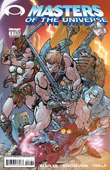 Masters of the Universe 1, cover B (J. Scott Campbell) (FranMoff) Tags: comicbooks campbell mastersoftheuniverse jscottcampbell