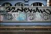 T32, Nekah and more... (Alex Ellison) Tags: urban graffiti boobs tag graff 32 westlondon fatcap neka opd t32 1t nekah neks temp32 nottinghillcarnival2015
