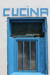 Parco nazionale dell'Asinara (CarloAlessioCozzolino) Tags: sardegna window sardinia finestra cucina asinara carcere portotorres parconazionaledellasinara caladoliva diramazionecentrale