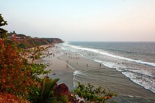 India - Kerala - Varkala - Beach - 4